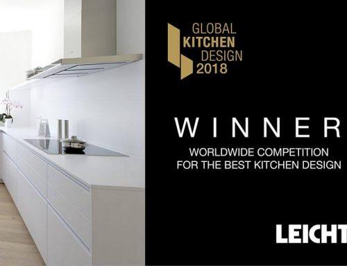 Winner Global Kitchen Design Wettbewerb 2018